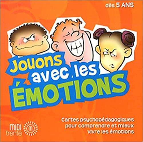 Jouons avec les émotions