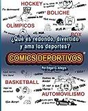 Comics Deportivos, Edgar Allegre, 1449545580