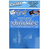 A4 CRYSTAL CLEAR Shrink Plastic Sheets - Shrink Art Craft Pack