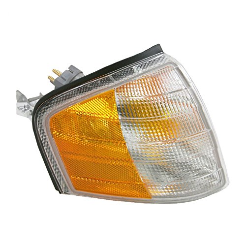Side Corner Marker Parking Turn Signal Light Passenger Right RH for C Class (C280 Signal Turn)