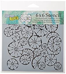 Crafters Workshop TCW614S Template, 6\