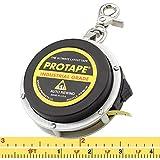 US Tape 66322 Open Reel Diameter Tape in Tenths, 75-Feet