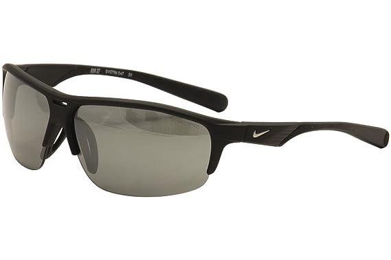 Amazon.com: Nike Gris con Plata Flash Lente anteojos De Sol ...