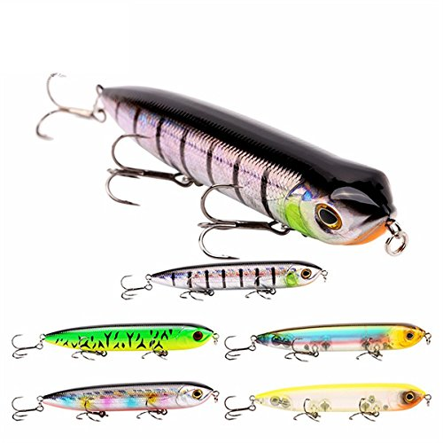Cabo Casting Reel (Fishing Lures - Seaknight Sk026 Pencil 1pc 26g 128mm Fishing Lure Topwater Artrificial Bait Hard Fishing Lure - Fishing Lures For Bass Saltwater Hard Bait Freshwater Rebel Crank Baits)