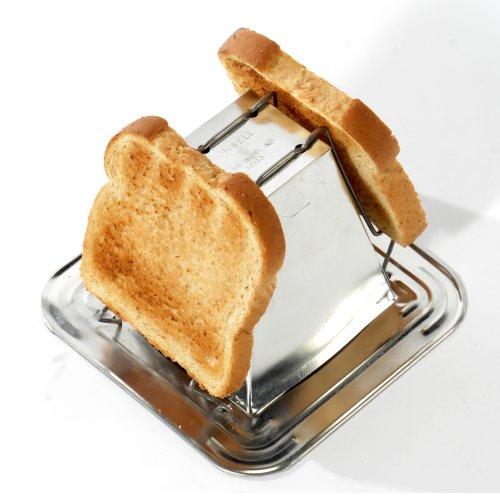 Jacob Bromwell Original Genuine Pyramid Toaster (Tin) For Sale