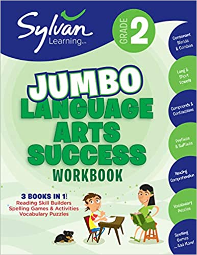 Descargar 2nd Grade Jumbo Language Arts Success Workbook: Activities, Exercises, And Tips To Help Catch Up, Keep Up, And Get Ahead Epub Gratis