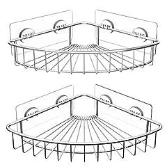 2-Pack Corner Shower Caddy,