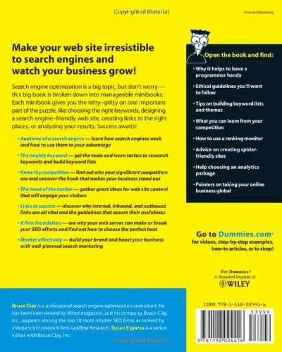 Search-Engine-Optimization-All-in-One-For-Dummies