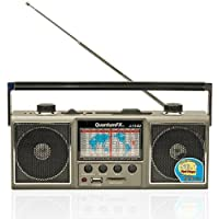 QUANTUM FX J-114U Quantum FX J-114U AM-FM-SW1-SW9 Radio USB-SD Player