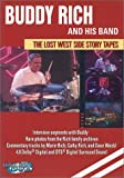Buddy Rich and His Band--The Lost West Side Story Tapes DVD by Scott Ross