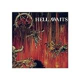 HELL AWAITS(SHM)(paper-sleeve)(reissue)
