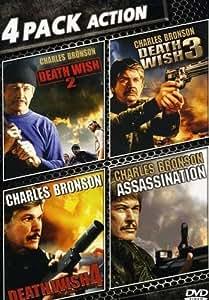 Death Wish 2/Death Wish 3/Deathwish 4/Assassination