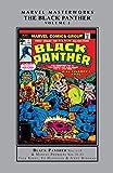 Black Panther Masterworks Vol. 2 (Black Panther (1977-1979))