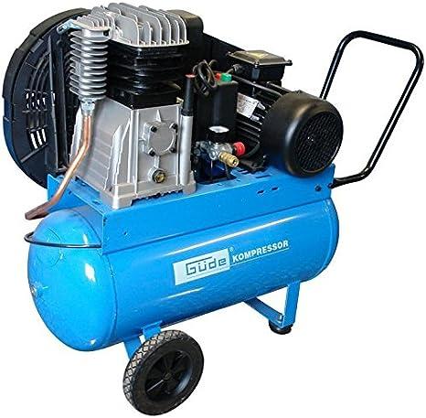 Güde Compressor 580 10 50 Eu 400v Art 50018 Baumarkt
