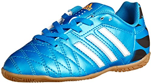adidas Performance, Scarpe da calcio bambini blu/bianco 30.0EU/ 18.0cm
