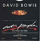 David Bowie - Cat People (Putting Out Fire) - MCA Records - MCA 770