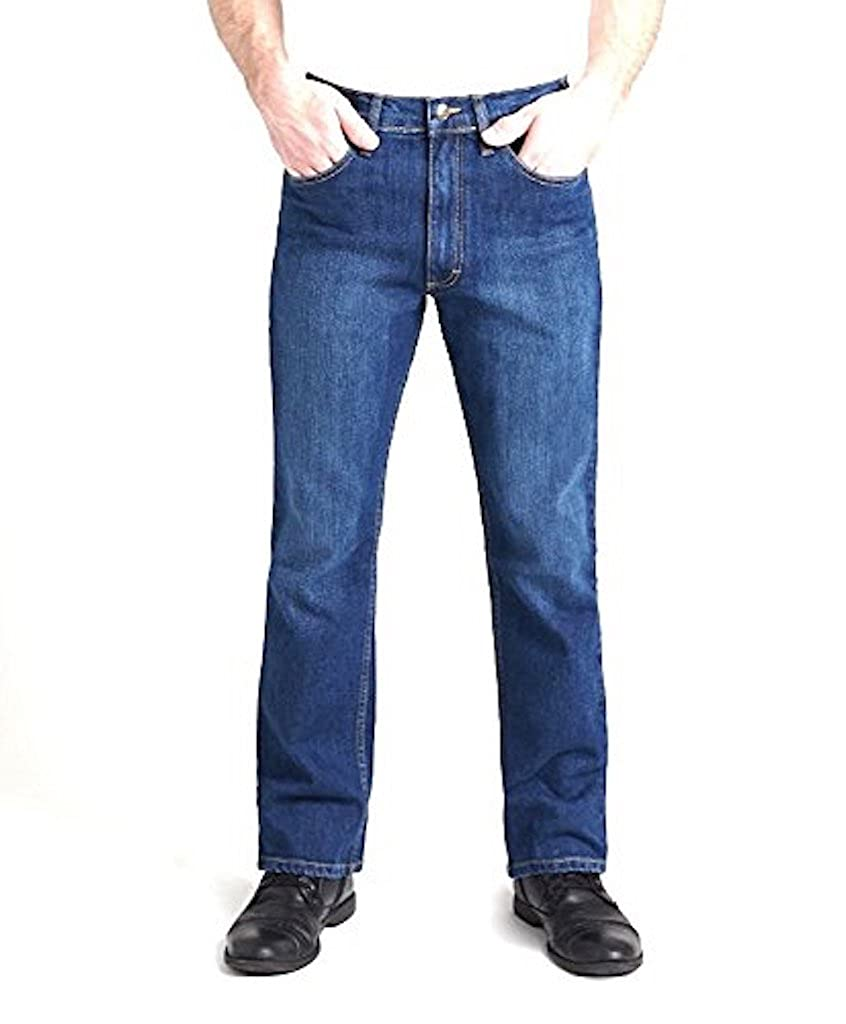 Grand River #198 Ring Spun Stretch Mens Blue Jean Regular Tall Sizes Big