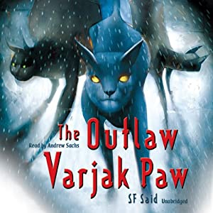The Outlaw Varjak Paw Audiobook
