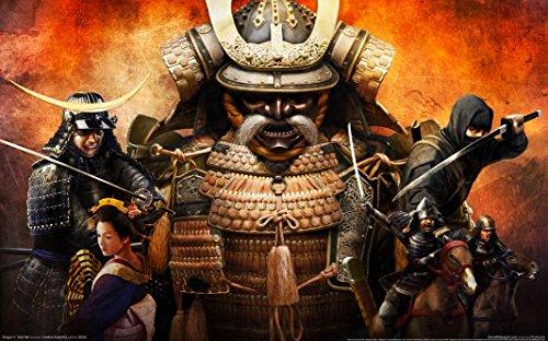 001 Shogun 2 Total War 22x14 inch Silk Poster Aka Wallpaper Wall Decor By NeuHorris