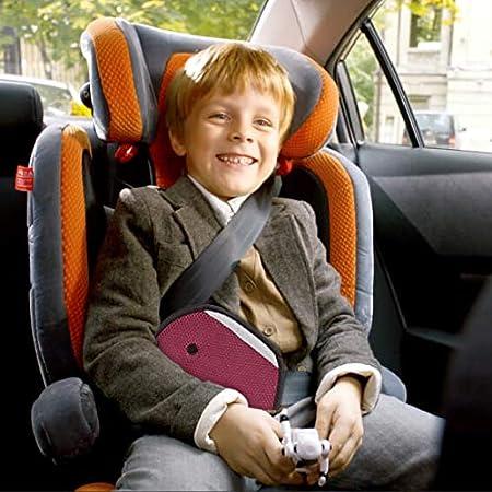 Beige Baby Gurtschoner Schadstofffrei Silverback Kinder Gurtpolster Auto Sicherheitsgurt Polster Gurt Schutz