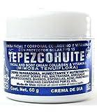 Crema de Dia Tepezcohuite Del Indio Papago 60g., Tepezcohuite Day Cream