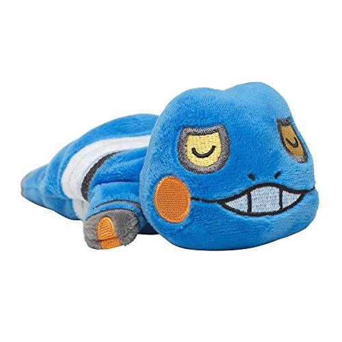 (Pokemon Sleeping Croagunk Plush Good Night Ver. from Japan)