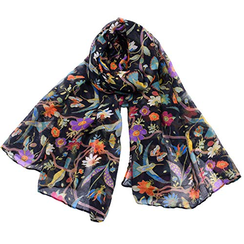extra long cotton scarf - 6