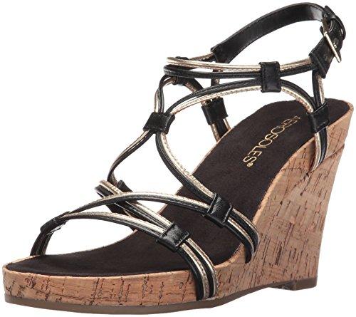 Aerosoles Womens Real Plush Sandal