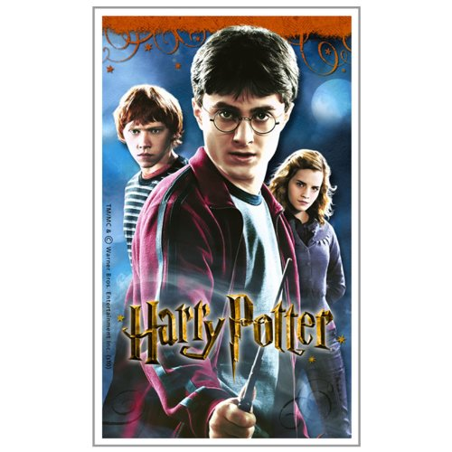 Harry Potter Party Stickers - 4 Sheets