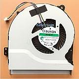 CPU Cooling Fan for Asus X550 X550V X550C X550VC X450 X450CA P/N: MF75070V1-C090-S9A -  Ambertown