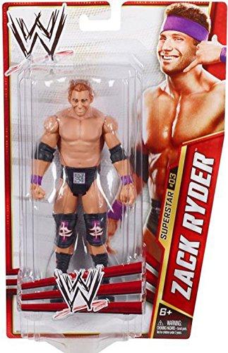 WWE Zack Ryder Figure - Series #24 by WWE