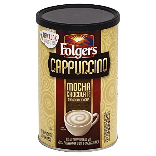 folgers cappuccino machine