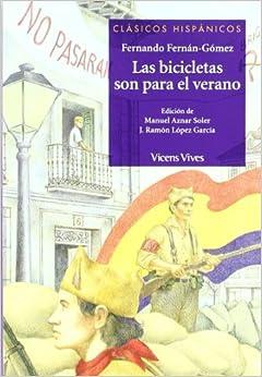 Book's Cover of Las Bicicletas Son Para El... N/c (Clásicos Hispánicos) - 9788431637392 (Español) Tapa blanda – 21 enero 2014