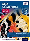 AQA A Level Maths: A Level: Year 1 Student Book: Bridging Edition