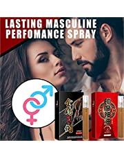 6pcs Duramen Lasting Masculine Perfomance Spray, All-Nighter Robust Desensitizing Spray, Indestructible Man Steel Hand Spray, Long-Lasting SteelHard Men Spray, Increase Sexual Performance
