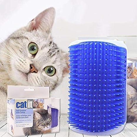 Amazon.com: HBK Cat Supplies - Cepillo de pared para gatos ...