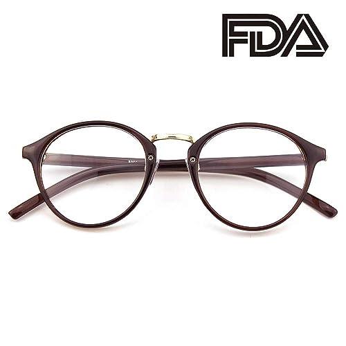 Wire Frame Glasses: Amazon.com