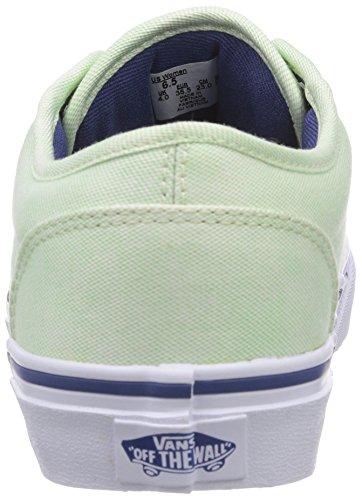 Vans Atwood, Zapatillas para Mujer, Verde (Tie Dye Twill FPQ), 38