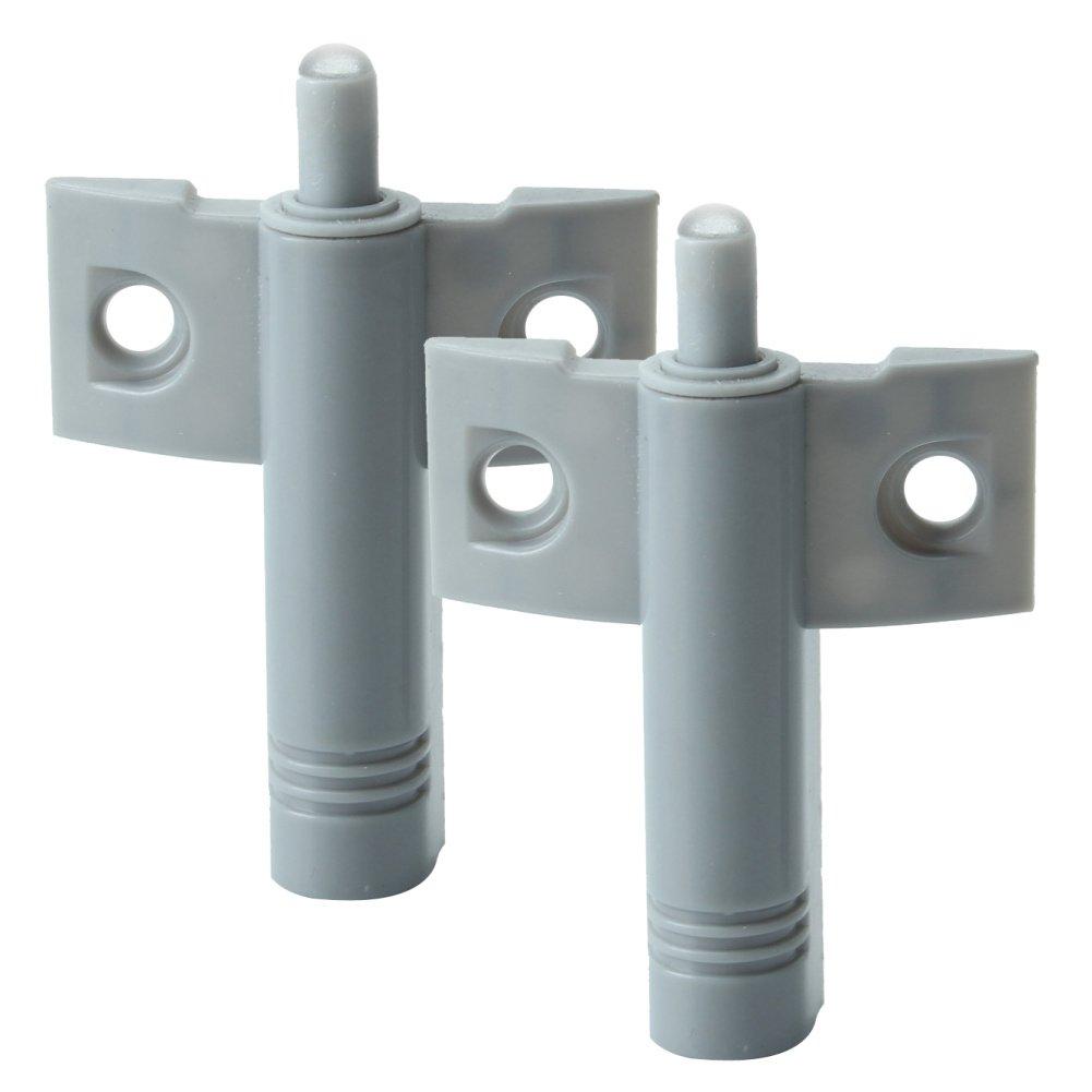 Amazon.com: Pack of 2 Damper Buffers Cupboard Wardrobe Cabinet Door ...
