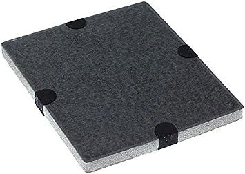 Miele 6228731 Filtro accesorio para campana de estufa - Accesorio para chimenea (Filtro, Carbono, Miele, DA 6796 W, DA 6096 W, DA 6996 W, DA 7096 W, DA 6700 D, DA 7006 D, 1 pieza(s))