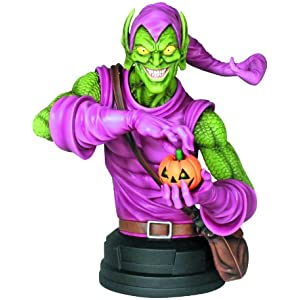 Gentle Giant Studios Green Goblin Mini-Bust