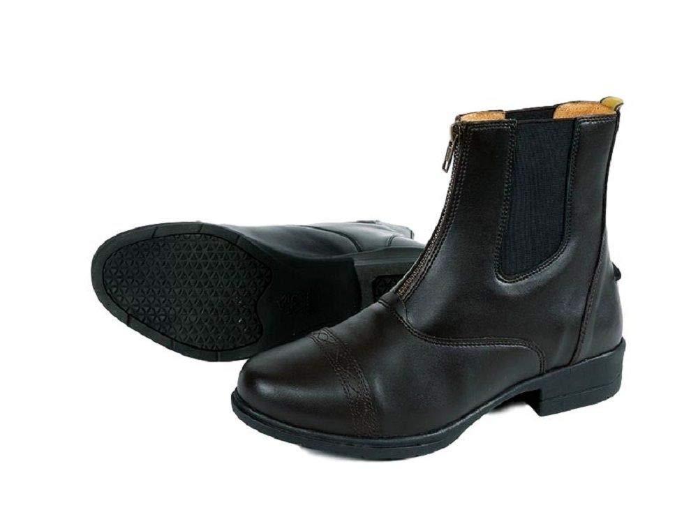 Shires Moretta Clio Adult's Paddock Boot Black 6