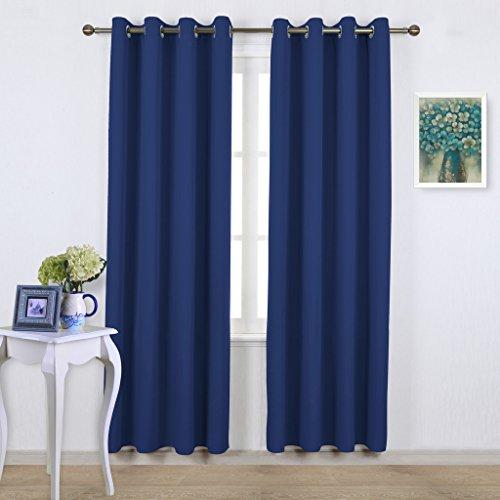 Amazon Curtains Blackout: Extra Long Window Curtains: Amazon.com
