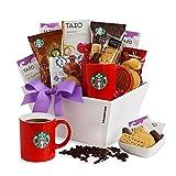 California Delicious Starbucks For Mom Gift Box