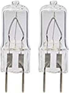 Edgewater Parts WB36X10163, AP3191384, PS247364 2 Pack Of Halogen Bulbs Compatible With GE Microwave Oven