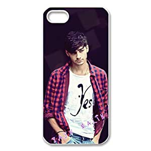 Unique Design Cool Singer Zayn Malik Photo Printed Printed TPU Cover Case Protector for Iphone 5/5S Case-2