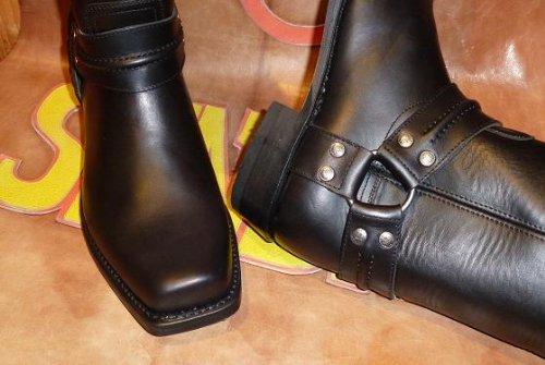 Sendra Boots 2380MO Nero * Con original MOSQUITO per stivali*