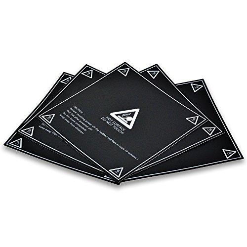 zonyee-3d-printing-build-surface-3d-printer-heat-bed-platform-sticker-842-x-842-squareblackpack-of-5