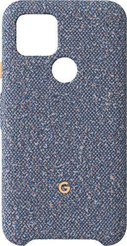 Image of Google Pixel 5 Case - Blue Confetti