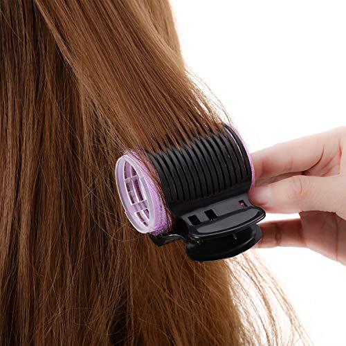 Amazon.com: Horquillas de plástico para rulos de pelo ...